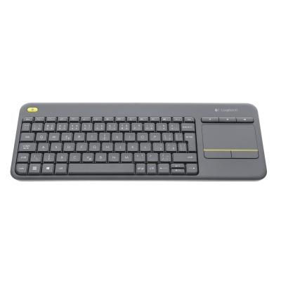 Logitech K400 Plus (USB, CH, Sans fil)