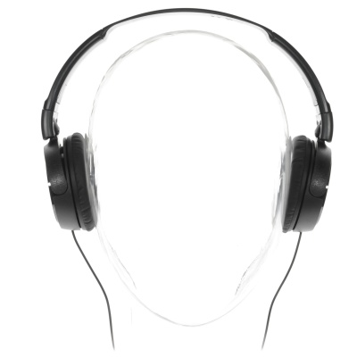 Sony MDR-ZX310AP (On-Ear, Nero)