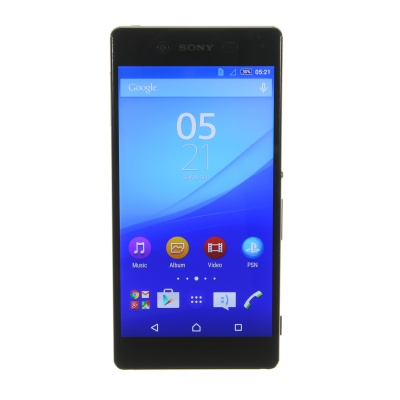"""Sony Xperia Z3+ (5.20"""", 32Go, 20.70Mpx, Noir)"""