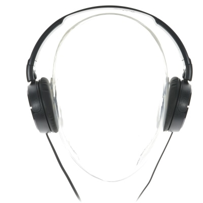 Sony MDR-ZX310 (On-Ear, Black)
