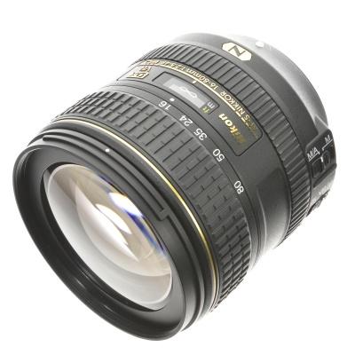 Nikon AF-S VR DX Nikkor 16-80mm f/2.8-4 E ED