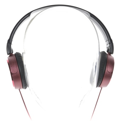Sony MDR-ZX310 (On-Ear, Red)