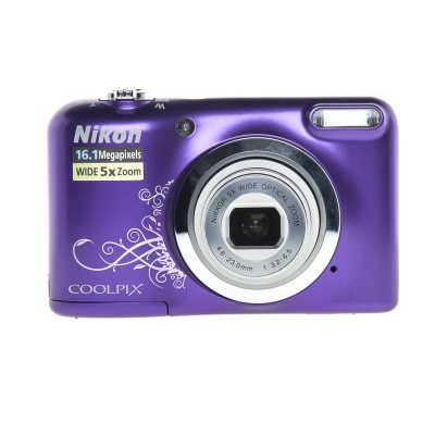 Nikon Coolpix A10 (4.60 - 23 mm, 16.10MP)