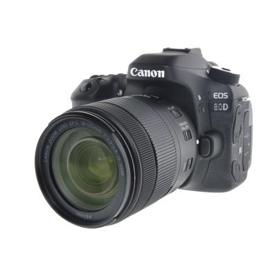 Canon EOS 80D Kit (18-135mm, 24.20Mpx, APS-C / DX)