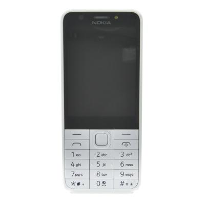 "Nokia 230 (2.80"", Dual SIM, 2MP, Silver)"