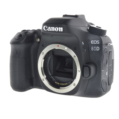 Canon EOS 80D Body (24.20MP, 7FPS, WiFi)