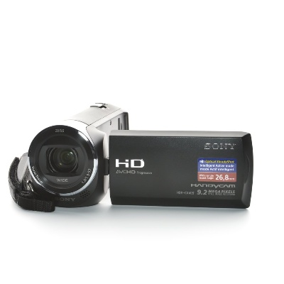 Sony HDR CX405 (2.29MP, 50p)