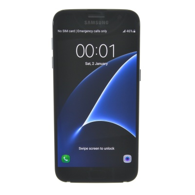 "Samsung Galaxy S7 (5.1"", 32GB, 12MP, Black Onyx)"