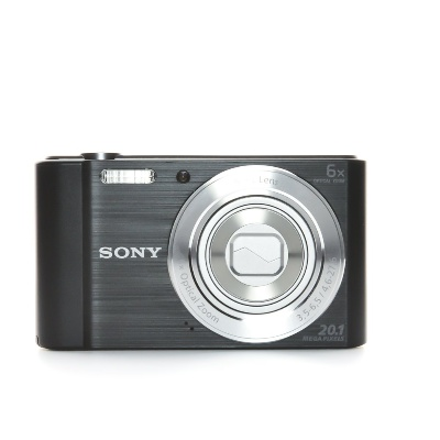 Sony Cyber-shot DSC W810 (20.10MP, 0.50FPS)