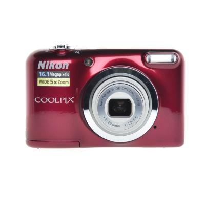 Nikon Coolpix A10 (4.60 - 23 mm, 16.10MP)