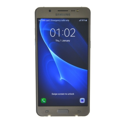 "Samsung Galaxy J5 (2016) Duos (5.20"", 16GB, Dual SIM, 13MP, Gold)"