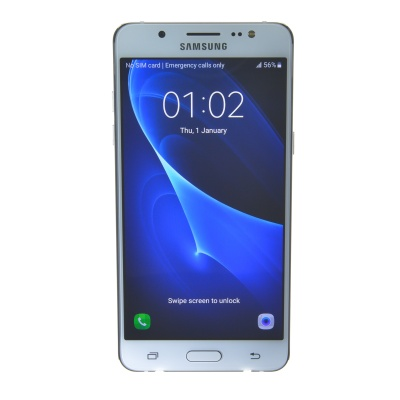 "Samsung Galaxy J5 (2016) Duos (5.2"", 16GB, Dual SIM, 13MP, White)"
