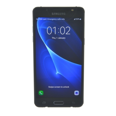 "Samsung Galaxy J5 (2016) Duos (5.2"", 16GB, Doppia SIM, 13MP, Black)"