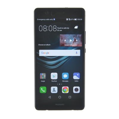 """Huawei P9 Lite (5.20"""", 16GB, Doppia SIM, 13MP, Black)"""