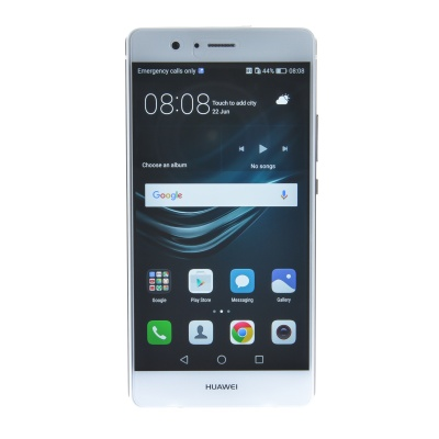 """Huawei P9 Lite (5.20"""", 16GB, Dual SIM, 13MP, White)"""