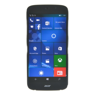 "Acer Liquid Jade Primo + Dockingstation (5.50"", 32GB, Dual SIM, 21MP, Black)"