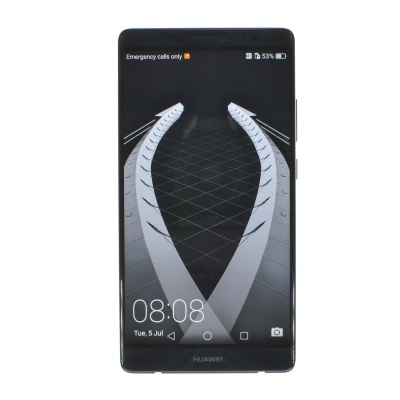 Huawei Mate 8 (32Go, Space grey, 6