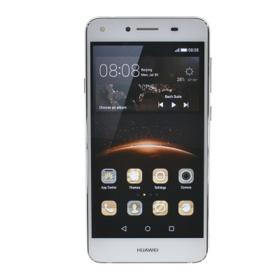 "Huawei Y5 II (5"", 8GB, Dual SIM, 8MP, White)"