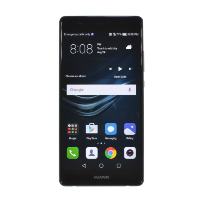 "Huawei P9 Plus (5.50"", 64Go, 12Mpx, Quartz Grey)"