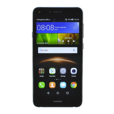 "Huawei Y5 II (5"", 8GB, Dual SIM, 8MP, Black)"