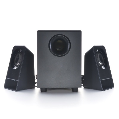 Logitech Multimedia Speakers Z213 (2.1 Kanal)