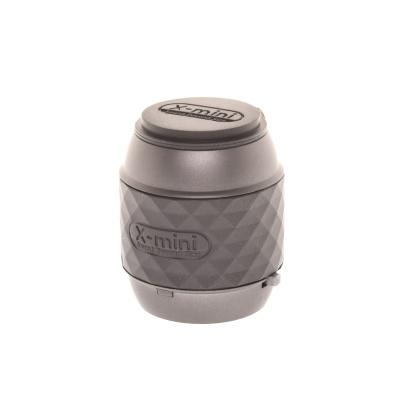 X-mini WE Capsule Speaker, Bluetooth, NFC (Mono, NFC, Anthracite)