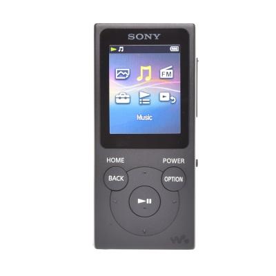 Sony NW-E394 (8GB, Schwarz)