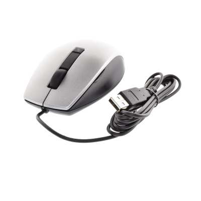 Dell USB Laser Maus (6 Tasten), (Cable)