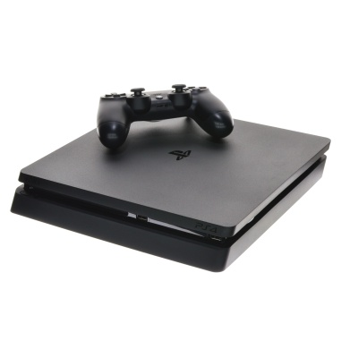 Sony Playstation 4 Slim (DE, FR, IT, EN)