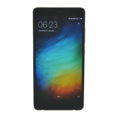"Xiaomi Redmi Note 3 Pro (5.50"", 32GB, Dual SIM, 16MP, Grey)"