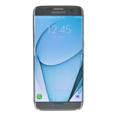 "Samsung Galaxy S7 edge (5.50"", 32GB, 12MP, Silver Titanium)"