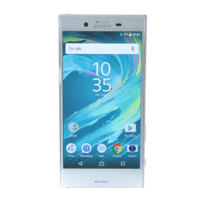 "Sony Xperia X Compact (4.60"", 32Go, 23Mpx, White)"