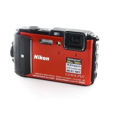 Nikon Coolpix AW130 (16Mpx, 5FPS, GPS, WiFi)