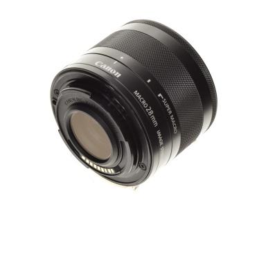 Canon EF-M 28mm f/3.5 STM - Schweiz Ware