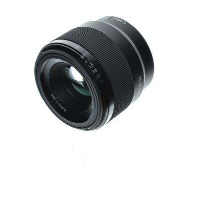 Sony E 50mm f/1.8 OSS, E-Mount