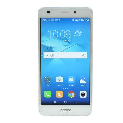 "Honor 5c (5.20"", 16Go, Double SIM, 13Mpx, Argent)"