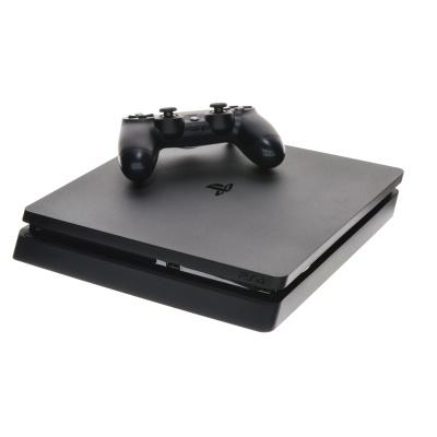 Sony Playstation 4 Slim + Game (DE, FR, IT, EN)