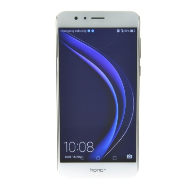 "Honor 8 (5.20"", 32GB, Dual SIM, 12MP, White)"
