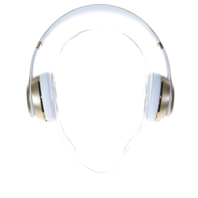 beats by dr.dre Solo3 Wireless (On-Ear, Oro)