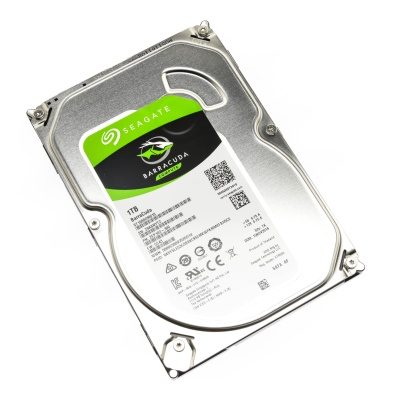 "Seagate BarraCuda (1TB, 3.5"")"
