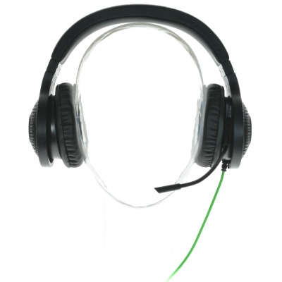 Razer Kraken Gaming Headset for Xbox One (Over-Ear, Schwarz)