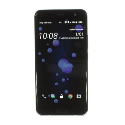 "HTC U11 (5.50"", 64GB, Dual SIM, 12.20MP, Brilliant Black)"
