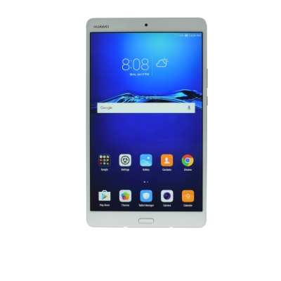 """Huawei MediaPad M3 (8.40"""", 32Go, 4G, Argent)"""