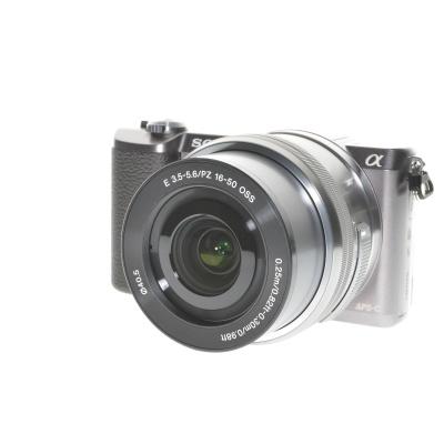 Sony Alpha a5100 Kit (16 - 50 mm, 24.30MP, 6FPS, WLAN)