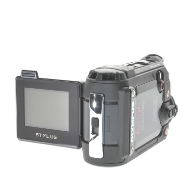 Olympus TG-Tracker (7.20MP, 30p, Black)