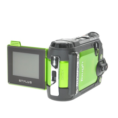 Olympus Actioncam TG-Tracker (7.20MP, 30p, Green)