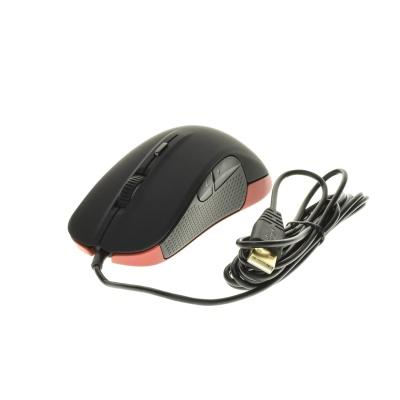 Acer Predator Gaming Maus, schwarz-rot