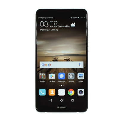 "Huawei Mate 9 Porsche Design (5.50"", 256GB, Dual SIM, 12MP, Graphite Black)"