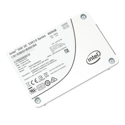 "Intel DC S3610 Series (800GB, 2.5"")"