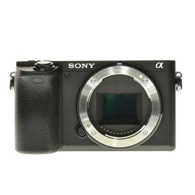 Sony Alpha a6500 Body (24.20MP, 11FPS, WLAN)